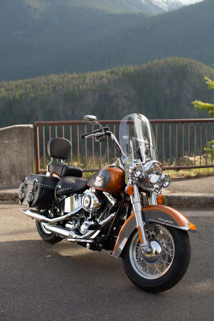 Heritage Softail® Classic – 2015
