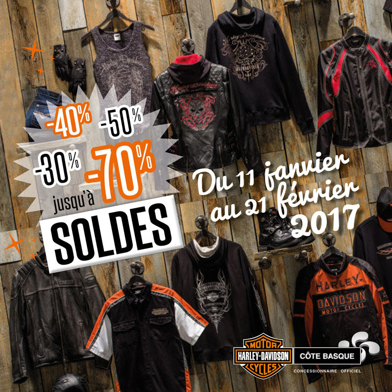 soldes concessionnaire officiel harley davidson c te basque. Black Bedroom Furniture Sets. Home Design Ideas