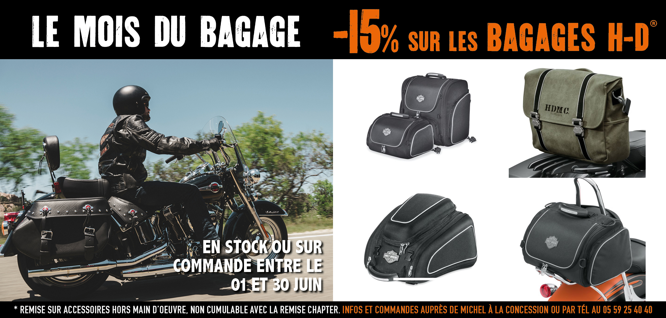 Concessionnaire officiel harley davidson c te basque for Mobilier bureau bayonne