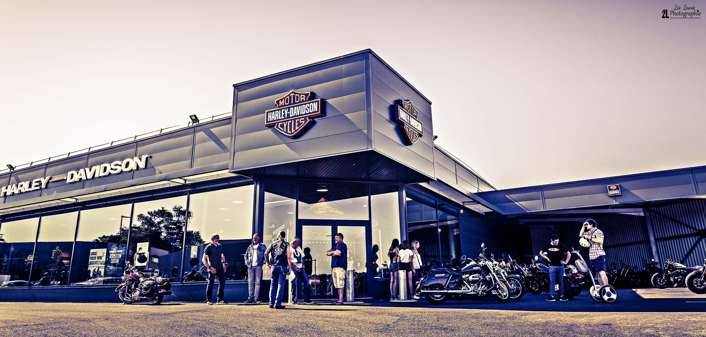 Concession Officielle Harley Davidson® Bayonne