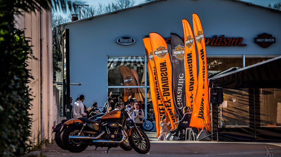 Concession Officielle Harley Davidson® Bayonne